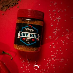 Dry Rub Beef