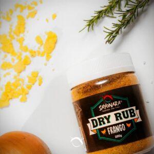 Dry Rub Frango
